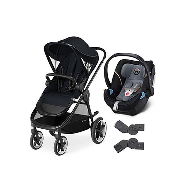 Carrinho de Bebê Balios M + Aton 5 Cybex