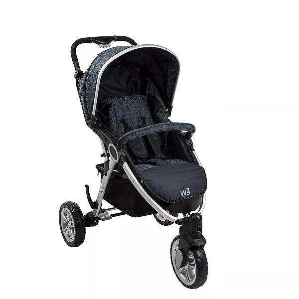 Carrinho de Bebê W3 Burigotto