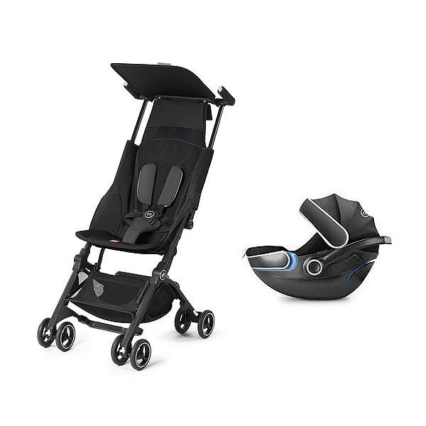 Carrinho de Bebê Pockit + Plus com Bebê Conforto Idan GB