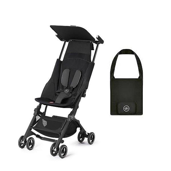 Carrinho de Bebê Pockit + Plus com Bolsa GB