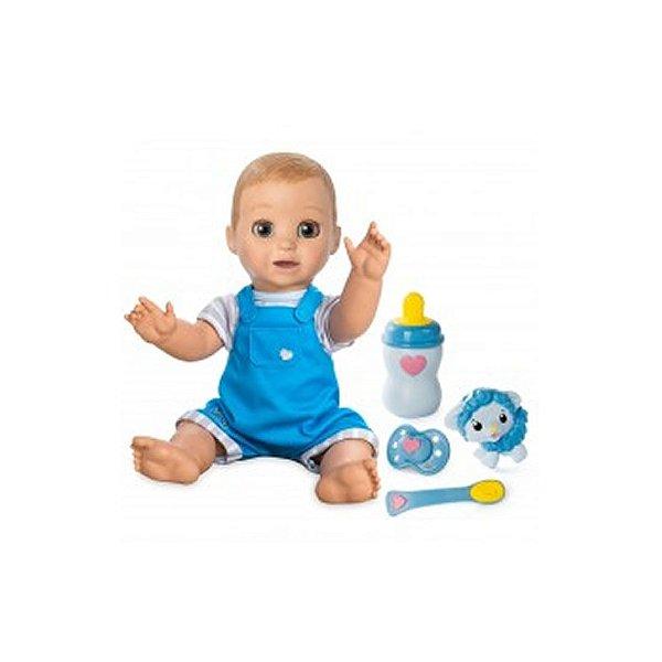 Boneco Realista Bebê Robô Luvabeau