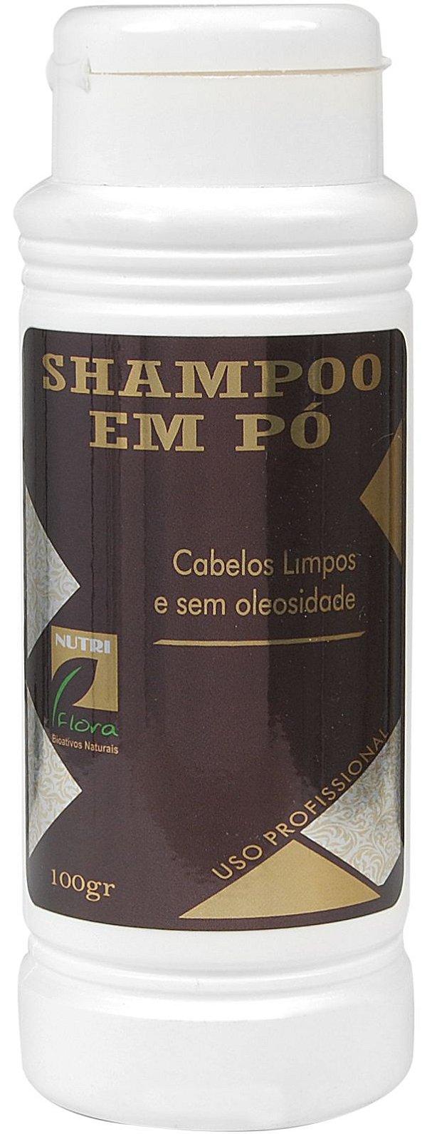 Shampoo em Pó