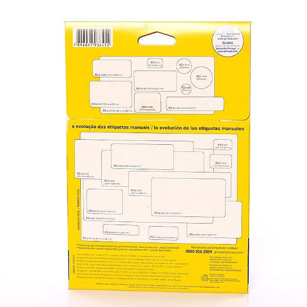 Etiqueta Inkjet/Laser A5Q-1534 Pimaco