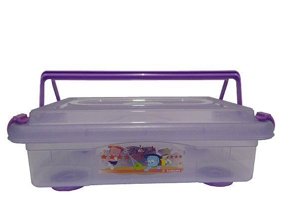 Organizador Infantil 2,3 Litros Zik Zuk Sanremo 950/48