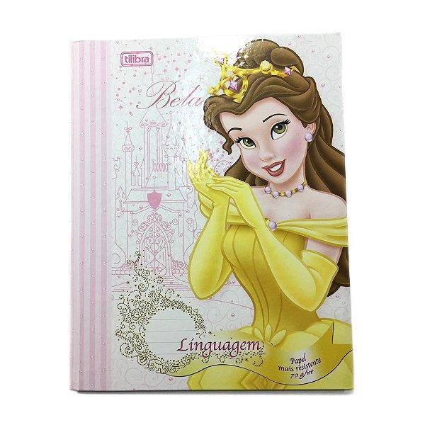Caderno Pedagogico De Linguagem Princesas 40 Folhas Capa Dura Tilibra 120626