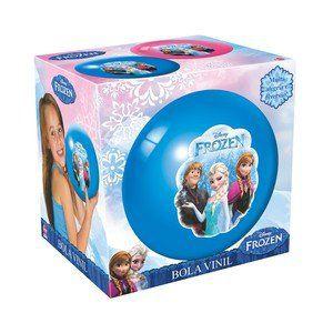 Bola De Vinil Na Caixa Frozen Disney R.2283 Líder
