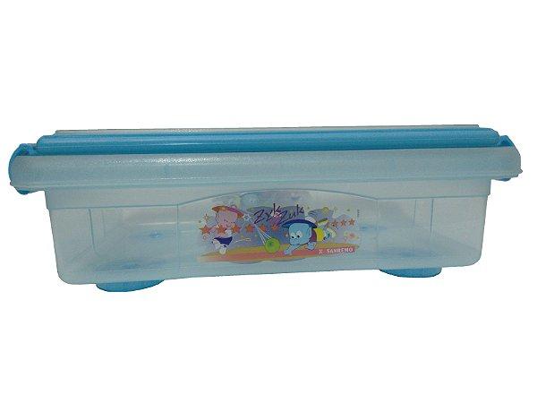 Organizador Azul 2,3 Litros Zyk Zuk R.950/4 Sanremo