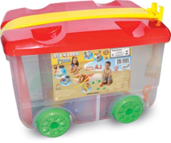 Big Wagon Praia 7 Peças R.MK194  Dismat