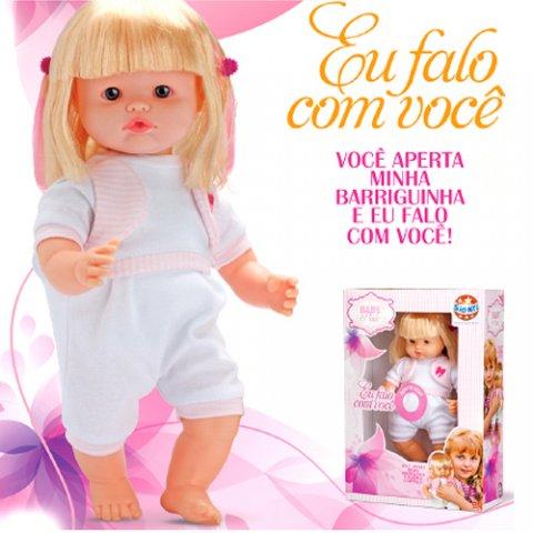 Boneca Baby Pink R.755 Sid Nyl