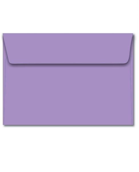 Envelope Convite 162x229 Roxo Com 100 Unidades R.18.2520-7 Foroni