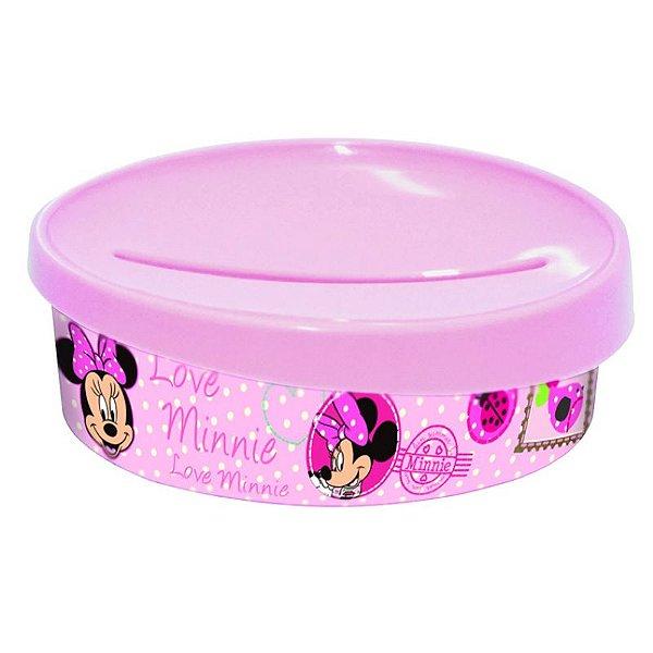 Saboneteira Minnie Baby R.6932 Plasutil