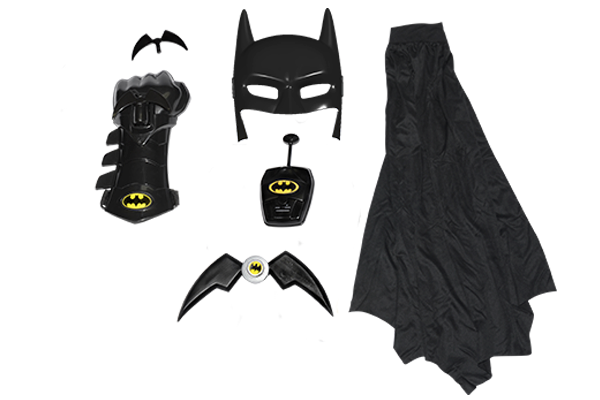 Kit Batman Comics R.9503 Baby Brink