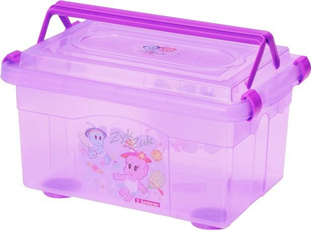 Organizador Infantil Alto 4,3 Litros Baby R.955/48 Sanremo