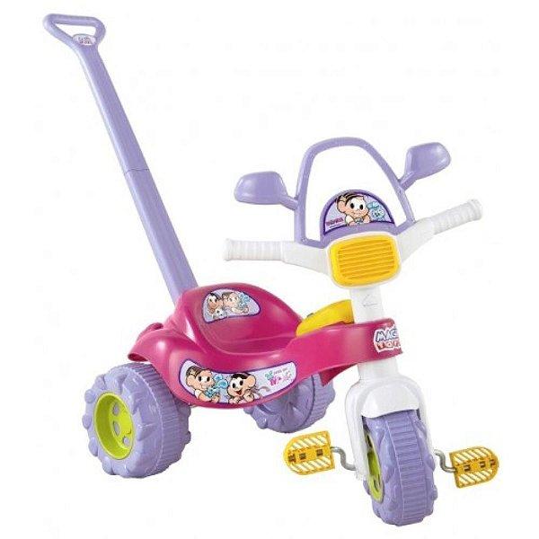 Triciclo Tico -Tico Mônica Com Som R.2209 Magic Toys