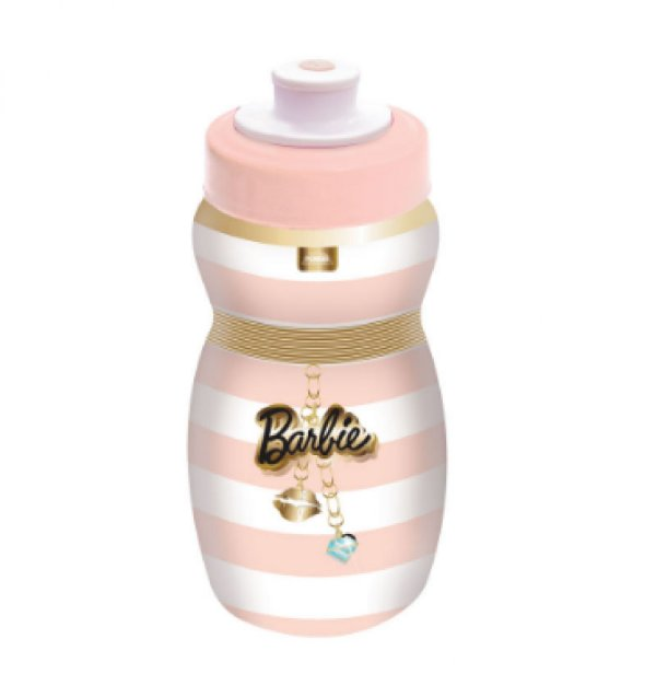 Garrafa Squezze Barbie 300ml R.5948 Plasutil