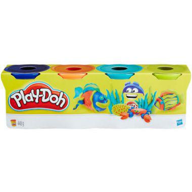 Play Doh Massinha De Modelar 4 Potes B5517 Hasbro