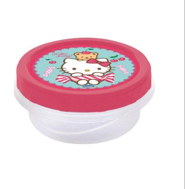 Pote Rosca Hello Kitty 390ml Plasútil 6998
