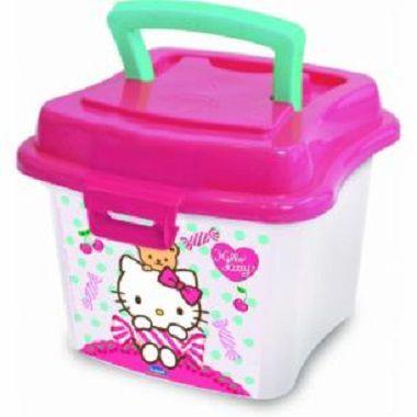 Mini Box Hello Kitty 1 Litro R.6994 Plasutil