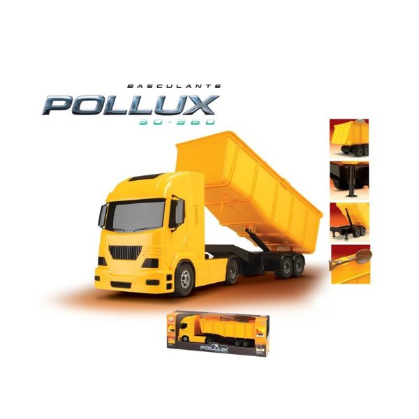 Caminhão Polux Basculante Silmar 6620