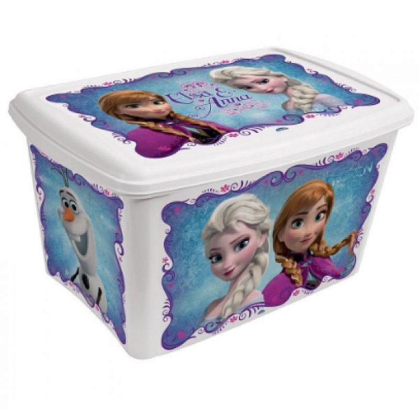 Caixa Organizadora Frozen 46 Litros R.6429 Plasutil