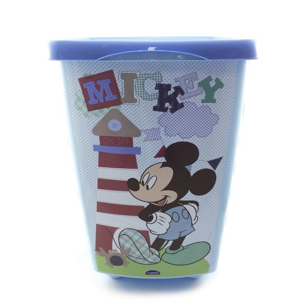 Cesto Infantil Mickey Baby 38 Litros 6915 Plasutil