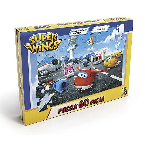 Jogo da Memória Super Wings Grow 3325