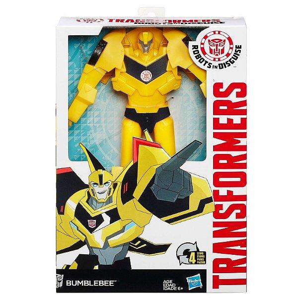 Boneco Transformers Ridisguise Titan CHANG Sortido B2238 Hasbro
