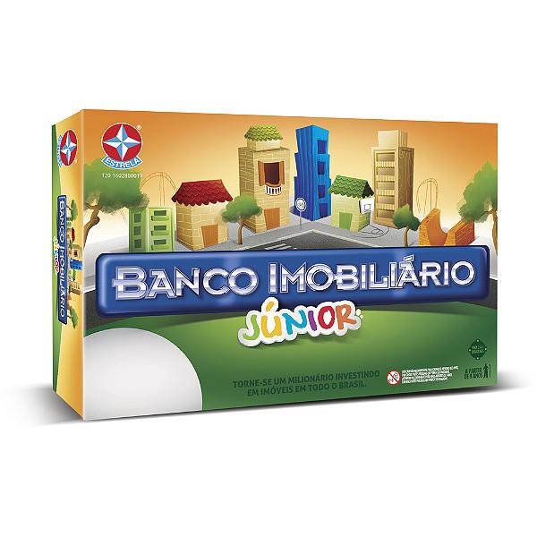 Jogo Imobiliário Junior Estrela 1201602800020