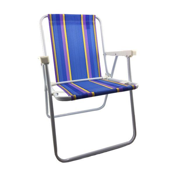 Cadeira de Praia Sortida R.2002 Mor