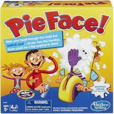 Jogo Pie Face B7063 Hasbro