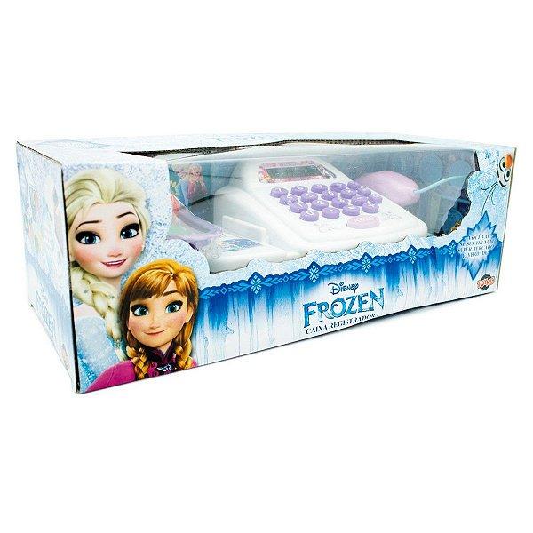 Caixa Registradora Infantil Frozen R.30601 Toyng