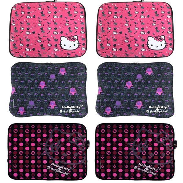 "06 Capas Para Notebook 14""Hello Kitty R.HKB11007 Sortidas Santino"