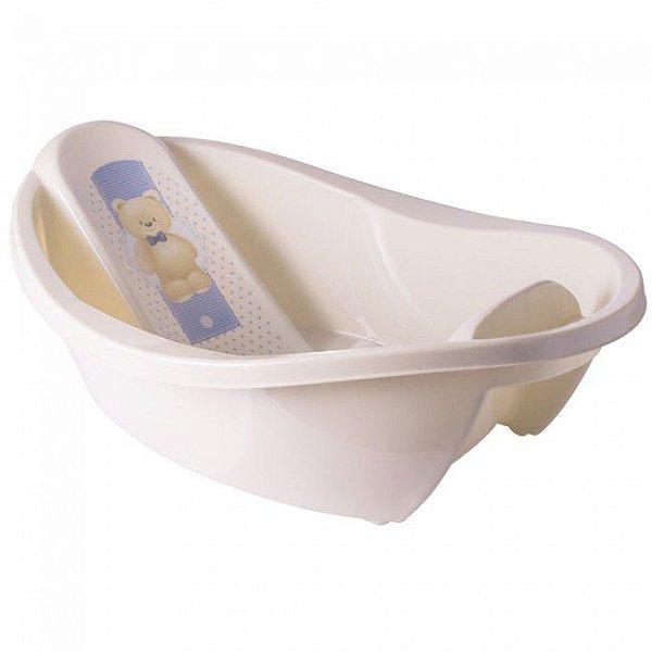 Banheira Infantil Ergonomica Urso R.8432 Plasutil