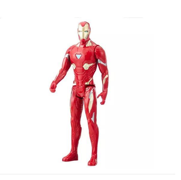 Boneco Avengers Titan Homem de Ferro E1410 Hasbro