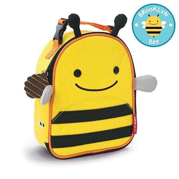 Lancheira Abelha Brooklyn Bee Skip Hop Infantil