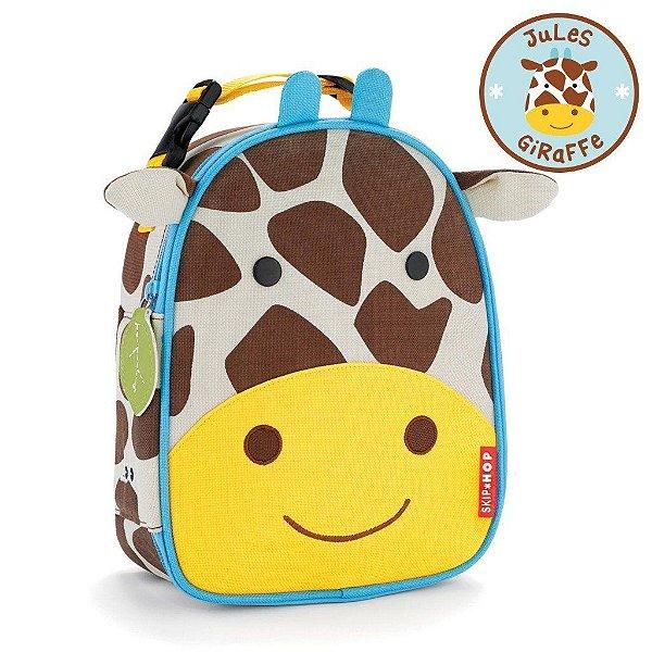 Lancheira Girafa Jules Giraffe Skip Hop Infantil