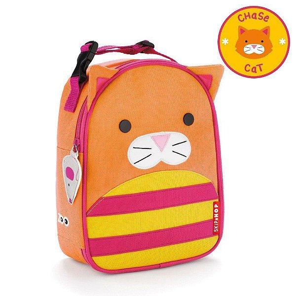 Lancheira Gato Chase Cat Skip Hop Infantil
