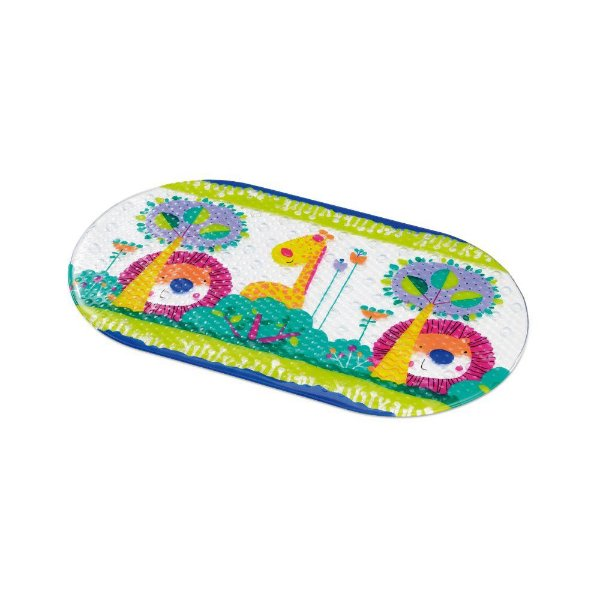 Tapete para Banho Antiderrapante Multikids Safe Bath