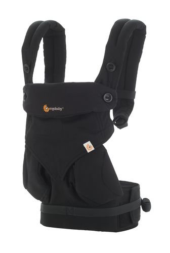 Canguru Ergobaby OMNI 360 Baby Carrier Pure Black