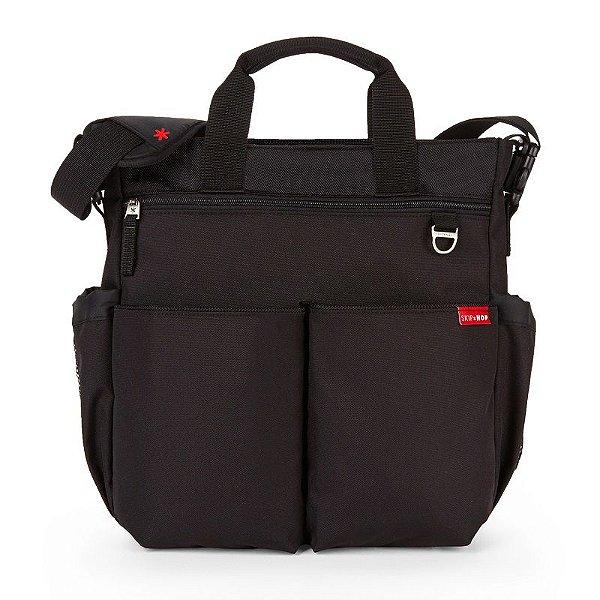 Bolsa Maternidade Diaper Bag Duo Signature Black Skip Hop