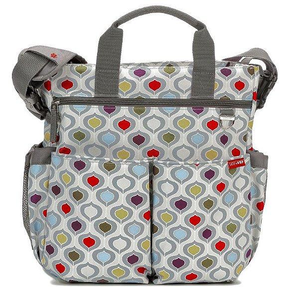 Bolsa Maternidade Diaper Bag Duo Signature PodMulti Skip Hop