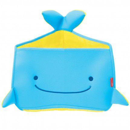 Organizador para Brinquedos Banheiro Skip Hop Baleia Moby Azul