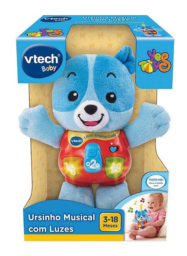 Ursinho Musical com Luzes Vtech