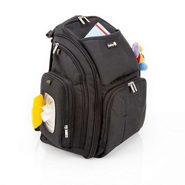 Mochila Multifuncional Backpack Safety 1st Preta