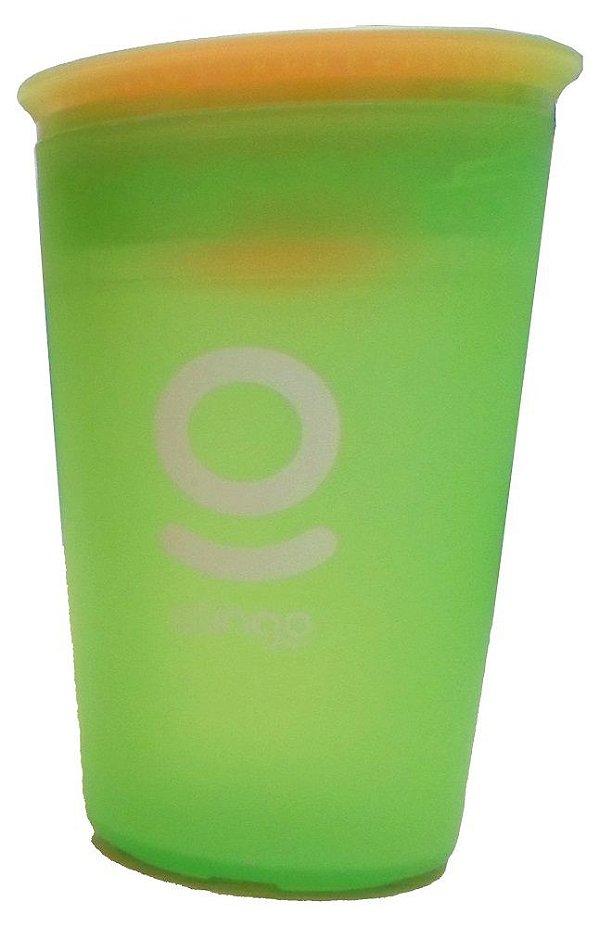 Copo Mágico 360 graus Clingo Verde