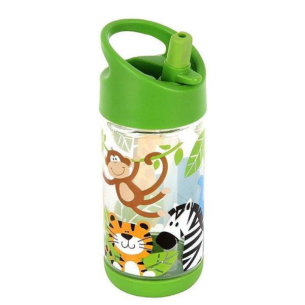 Garrafinha Infantil Flip Top Zoo - Stephen Joseph
