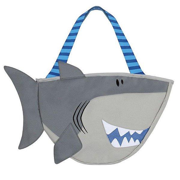 Bolsa de Praia Infantil Tubarão - Stephen Joseph