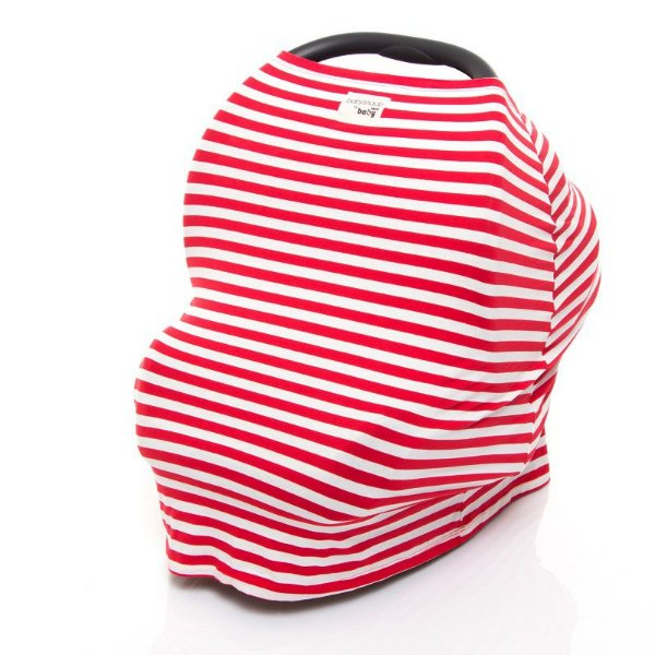 BabyShade Capa Multifuncional - New York Red