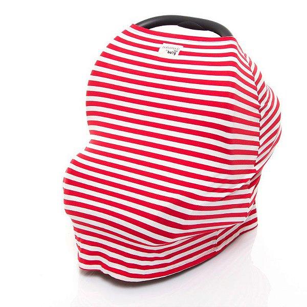 BabyShade Capa Multifuncional - New York Red