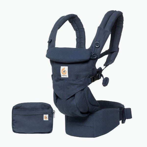 Canguru Ergobaby 360 Baby Carrier Midnight Blue